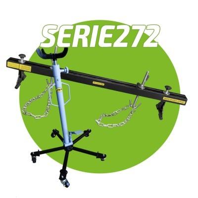 Kit Promocional Macaco de Fossa + Suporte de Motores SERIE272