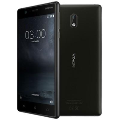 Nokia 3 Dual Sim 4G 16GB Desbloqueado Preto NOK203LN