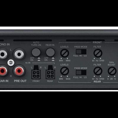 Amplificador 4 Canais Classe D Hertz 4X145W HCP4D