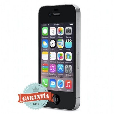 Iphone 4S 16 GB Desbloqueado Preto Eco - Reciclado Grau A APP60IPHONE4S16GBLN