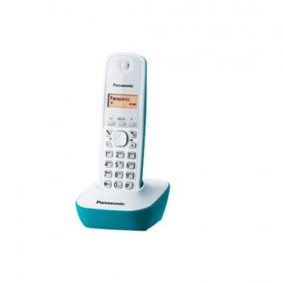 Dect Panasonic KX-TG1611 Caribe Azul Claro