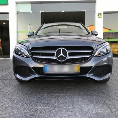 Mercedes-Benz C 220D Aut. 9G Executive Cinza 170 CV 21.000 Km W205 2017