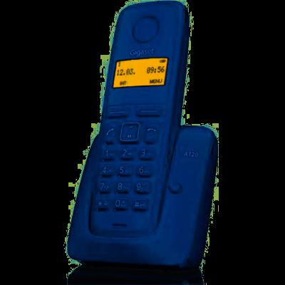 Telefone Sem Fios Dect Gigaset A120 Azul
