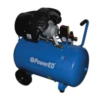 Compressor Directo Cabeça em V Duplo Cilindro 100L Powered  PWB100V