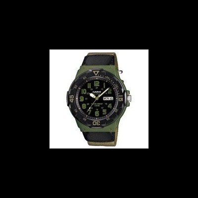 Relógio Casio MRW 200HB 3B Militar