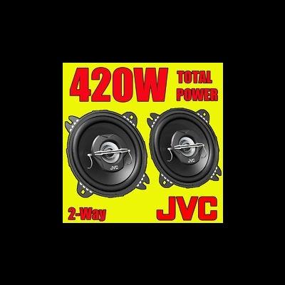Colunas JVC CS-J420X 2 Vias 210W