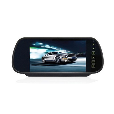 "Monitor de Retrovisor 7"" com Bluetooth LKMON104"