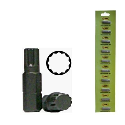 Ponta Allen com XZN 12 Faces (5-12mm)