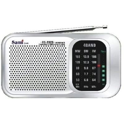 Rádio SAMI 3 bandas RS2929
