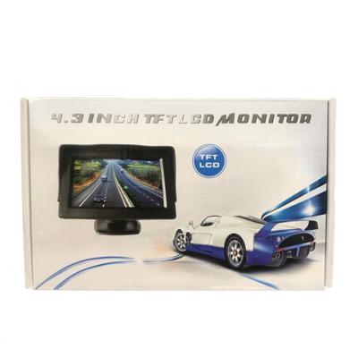 Kit Monitor + Câmera + Sensores de Estacionamento sem fios LKKP101