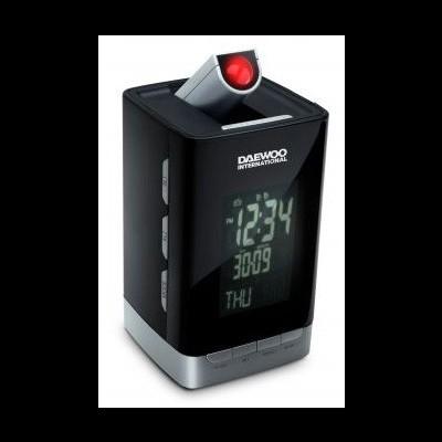 Despertador DAEWOO c/projeção DCP29
