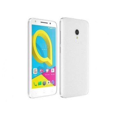 Alcatel U5 4047D 3G Livre Branco/Prata ALC20U53GLBPL