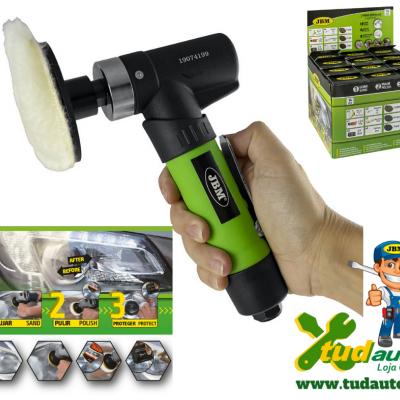 Kit Polimento de Faróis JBM Serie262