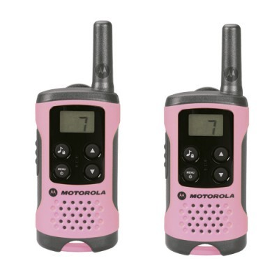 Kit Walkie Talkies MOTOROLA T41 PMR446