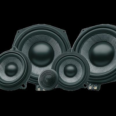 MTX TX6.BMW | Colunas 3 vias separadas 200mm | 450W | BMW/Mini