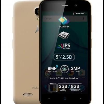 Allview P6 Plus 3G Dual SIM Dourado ALLP6PL3GDO