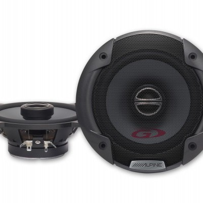 "Alpine 5-1/4"" (13cm) COAXIAL 2-WAY SPEAKER SPG-13C2"