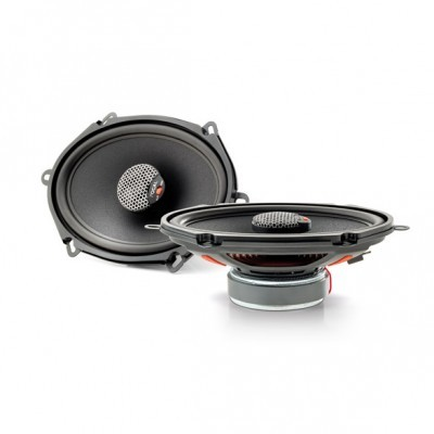 "KIT COAXIAL FOCAL DE 2 VIAS - WOOFER DE 5X7"" ICU570"