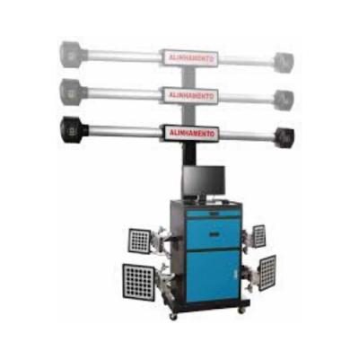 Alinhadora de direcções com tecnologia 3D de 2 câmaras PWA3D5555PU