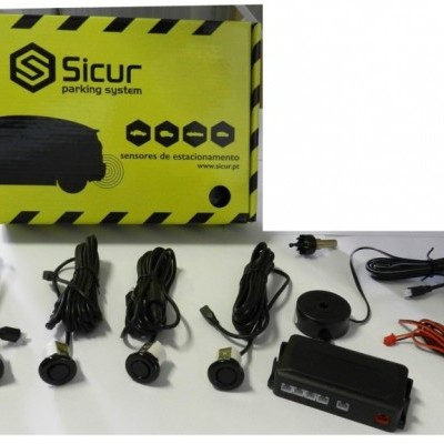 Sensores de Parqueamento Traseiros 18,5mm Sicur SCP141 |
