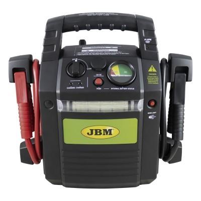 Arrancador Booster JBM para Automóveis 12/24V 53688