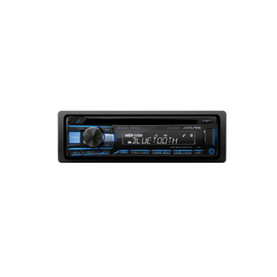 CDE-203BT Alpine Auto-Radio 4 x 50W Bluetooth Multicor