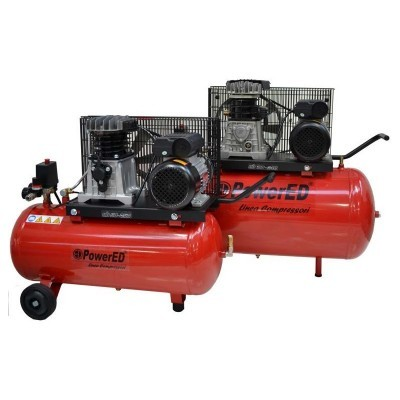 Compressor de Correias 50LT AB 50-258 M POWERED