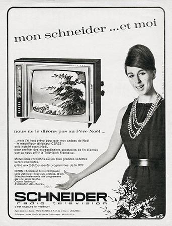 A marca Schneider
