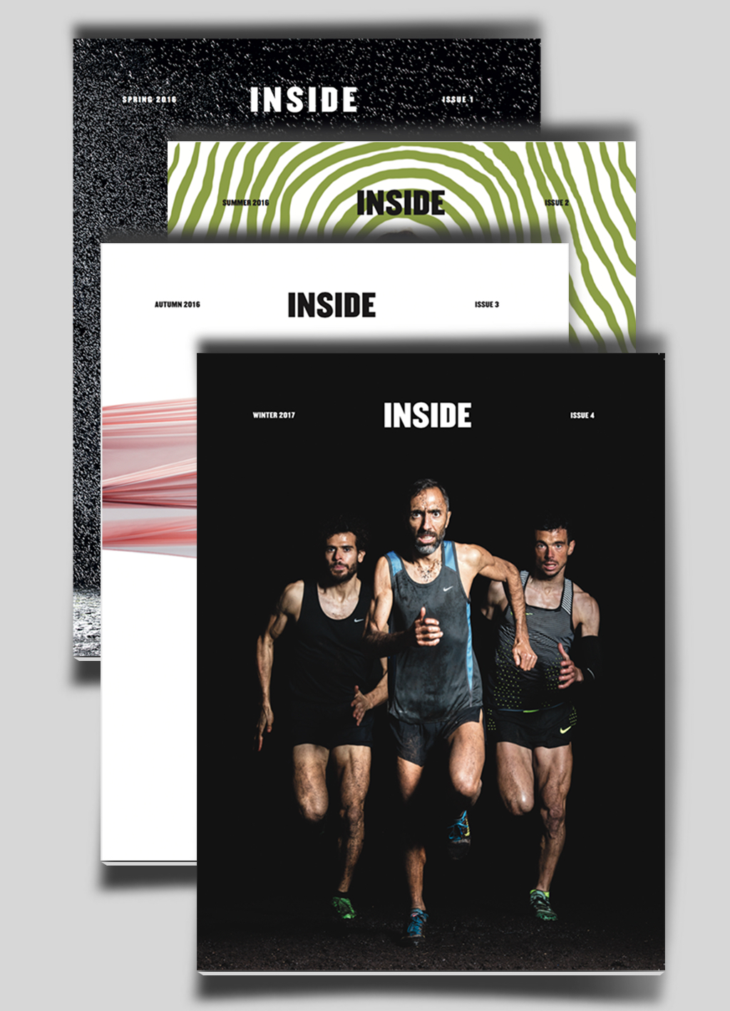 INSIDE Running as a lifestyle - Subscription (Europe)