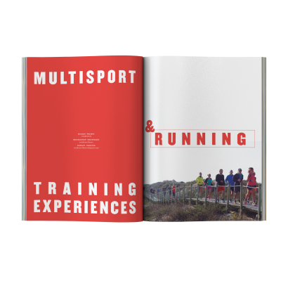 INSIDE Running as a lifestyle #9 (Europe)