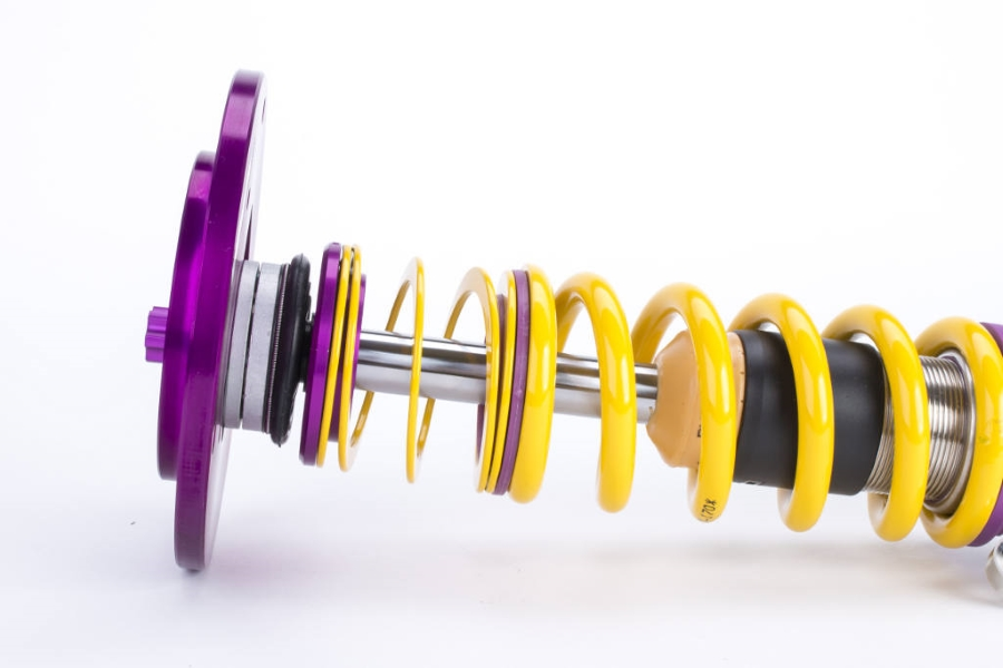 Coilovers KW Clubsport 2-Way Incl. Top Mounts for Honda Civic Type R FK2