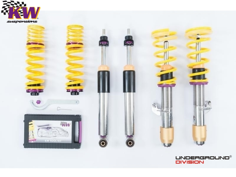 KW Coilover Variant 3 (V3) Inox BMW F87 M2 & M2 COMPETITION
