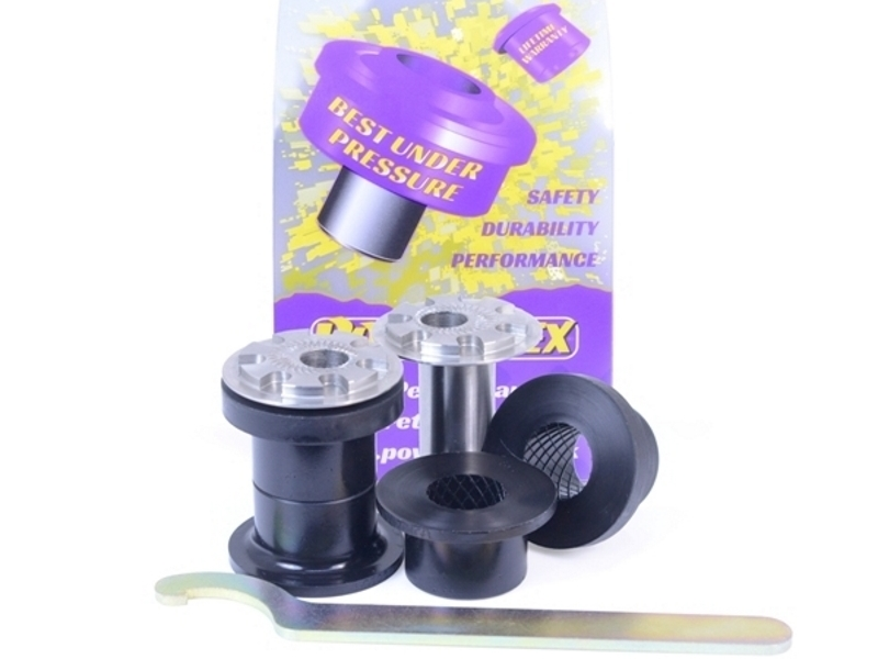 POWERFLEX FRONT WISHBONE FRONT BUSH CAMBER ADJUSTABLE PFF85-201G (Price for 2)