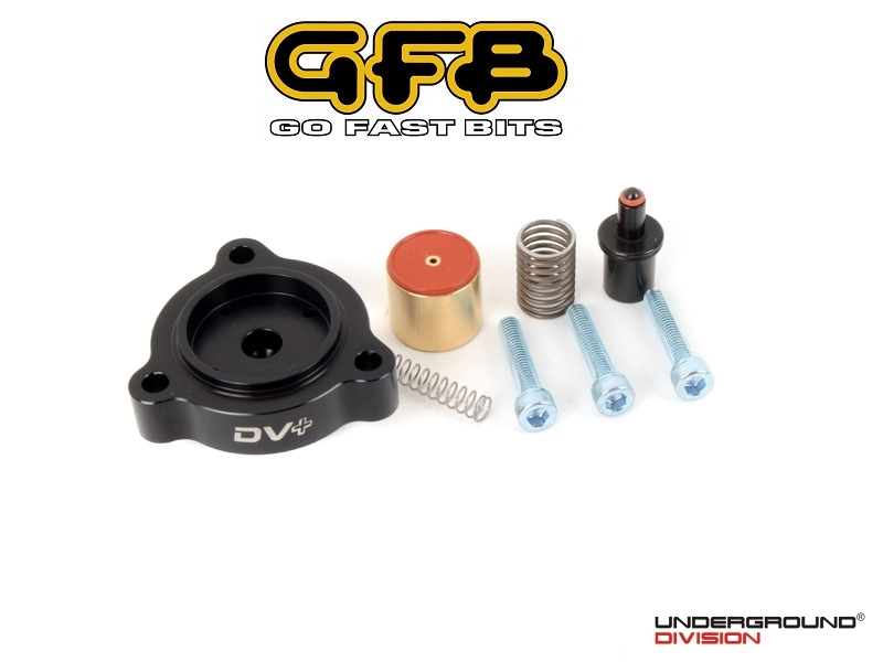 GFB DV+ Performance Diverter Valve Mini / Citroen / Peugeot 1.6T N14 Engine