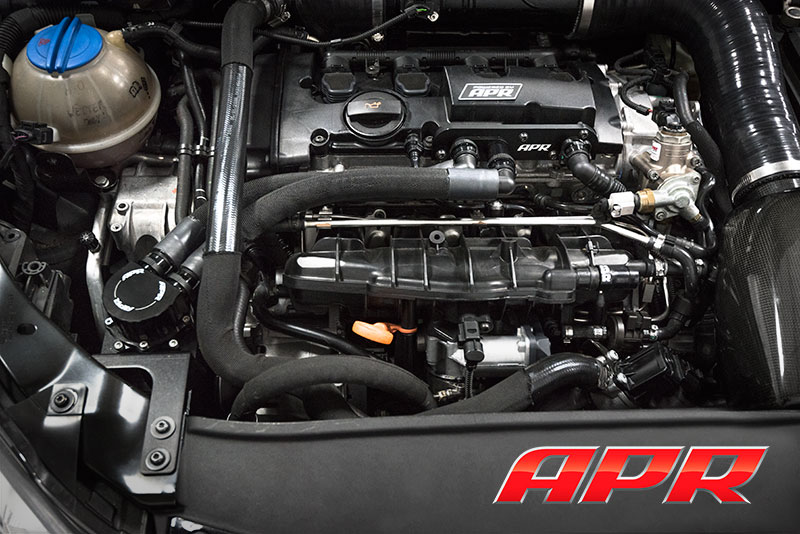 APR Oil Catch Can for the MK6 Golf R / ED35