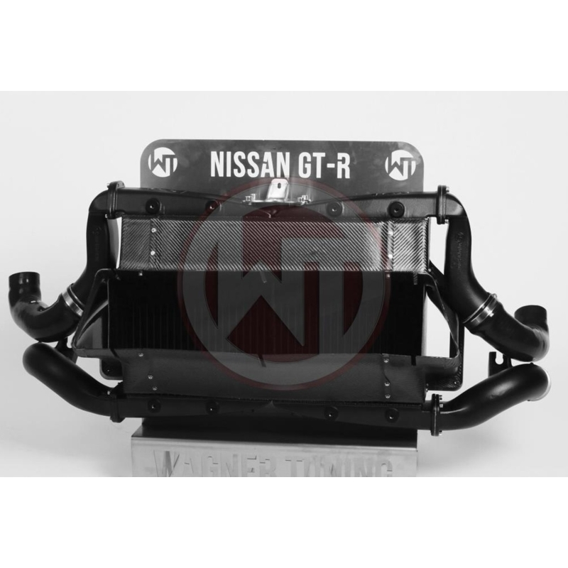 WAGNER TUNING Competition Intercooler-Kit Nissan GT-R 35 2008-2010