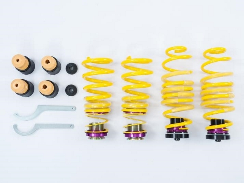 KW Height Adjustable Springs Kit for AUDI RS6 / RS7 4G