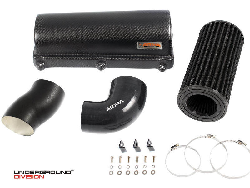ARMA SPEED CARBON FIBER COLD AIR INTAKE for MINI COOPER S R56 2006-2013 & R60 2010-2014