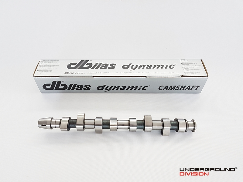 DBILAS Performance Camshaft 260º for VAG 1.9TDI VP