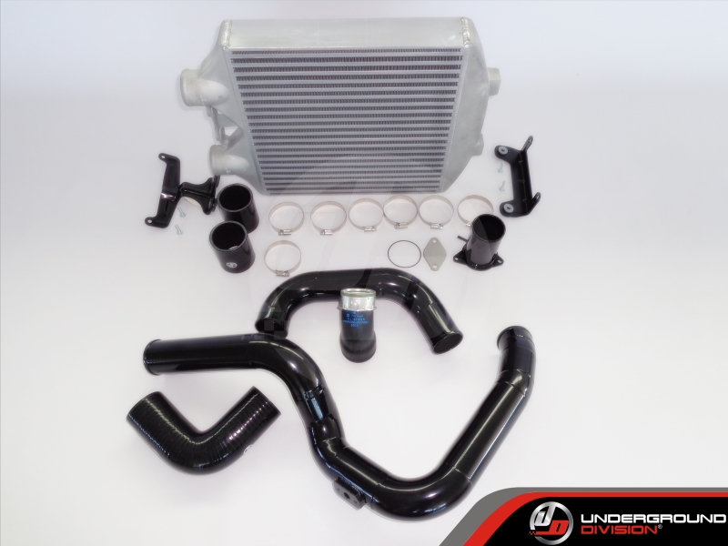 UD FRONT MOUNT UPRATED SEATSPORT INTERCOOLER KIT for SEAT IBIZA 6L / VW POLO 9N / SKODA FABIA 6Y