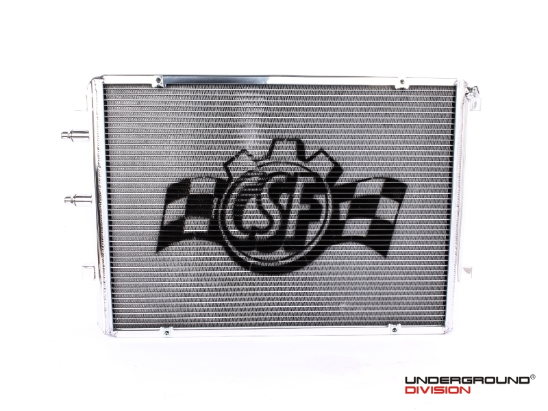 CSF RACE BMW F8X M2C/M3/M4 - FRONT MOUNT HEAT EXCHANGER WITH ROCK GUARD