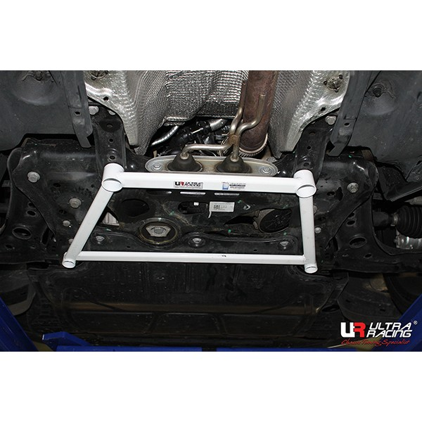 ULTRA RACING VW Golf 7 2.0TDI 4-Point Front Lower Brace URKR-LA4-2686 (CLEARANCE)