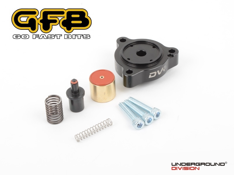 GFB DV+ Performance Diverter Valve BMW Turbo N13 & N55 Engine / Alfa Romeo  / Fiat 500 Abarth 1 4T | undergrounddivision