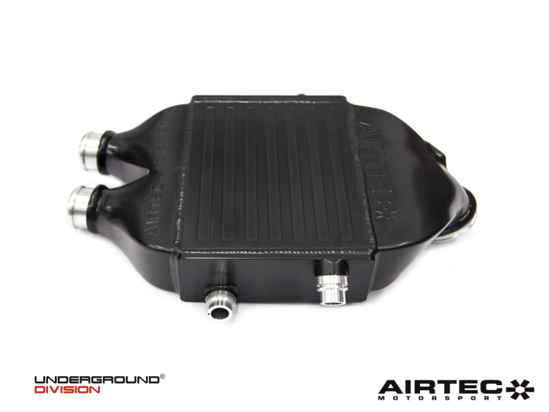 AIR-TO-WATER INTERCOOLER UPGRADE AIRTEC BMW M2 Competition / M3 F80 and M4 F82