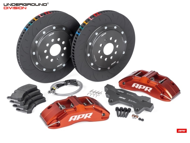 APR Big Brake Kit 350mm A3 8V | TT 8S | LEON 5F | OCTAVIA 5E | GOLF GTI MK7