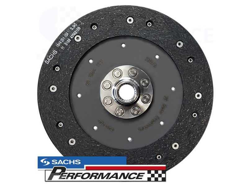 SACHS Performance Clutch Disc Organic 240mm (540nm) BMW - 881864.999515