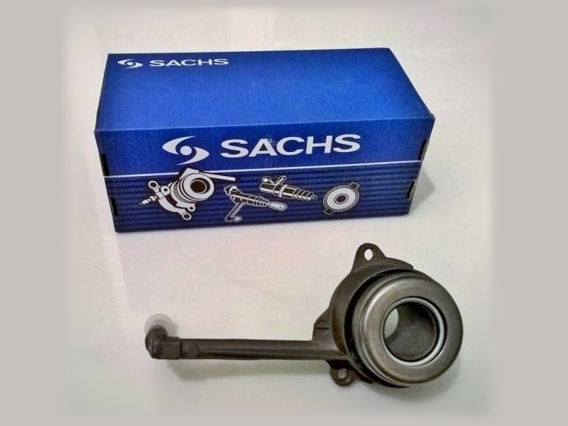 SACHS GENUINE  CLUTCH CENTRAL SLAVE CYLINDER (CSC) for 1.8T & 1.9 TDI PD & 2.0TDI PD & 2.0TSI/TFSI & R32 6 SPEED GEARBOX - 3182654150