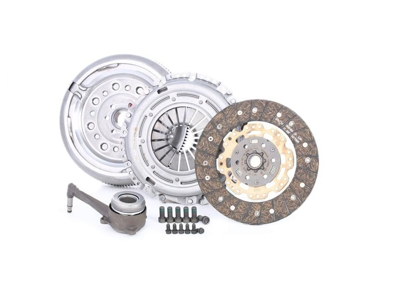 SACHS Complete Clutch Kit DMF Module plus CSC for VAG 1.9TDI 6 Speed Gearbox