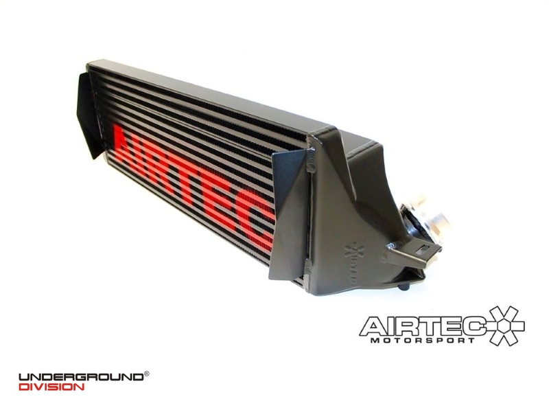 AIRTEC INTERCOOLER UPGRADE FOR MINI COOPER JCW F5x