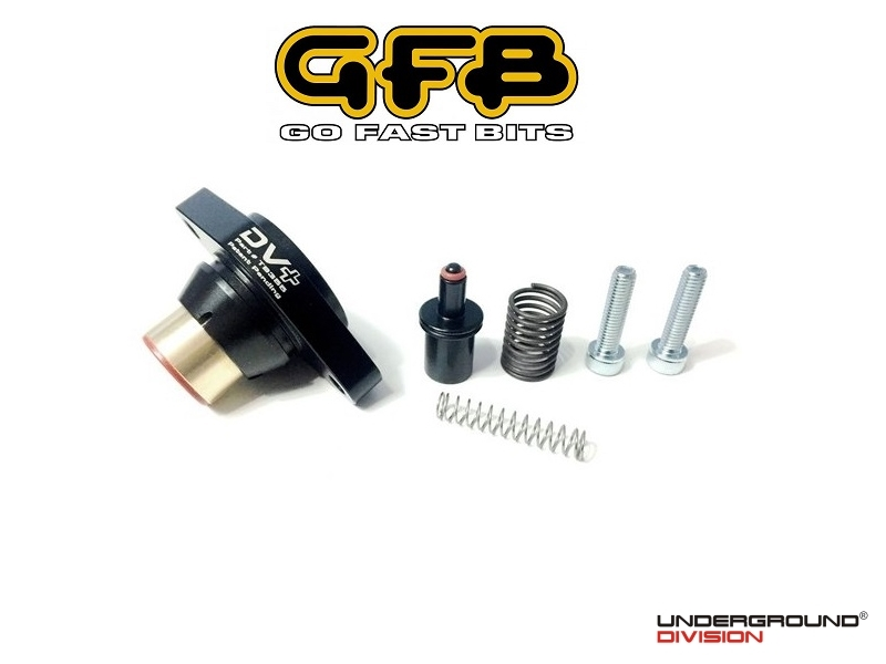GFB DV+ Performance Diverter Valve VAG 1.4 Twin Charged Engines